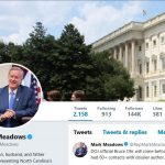 Meadows, Jordan Meet with DOJ Inspector General