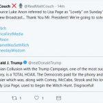 Did Trump Listen to Sunday's Broadcast on Seth Rich Killing?