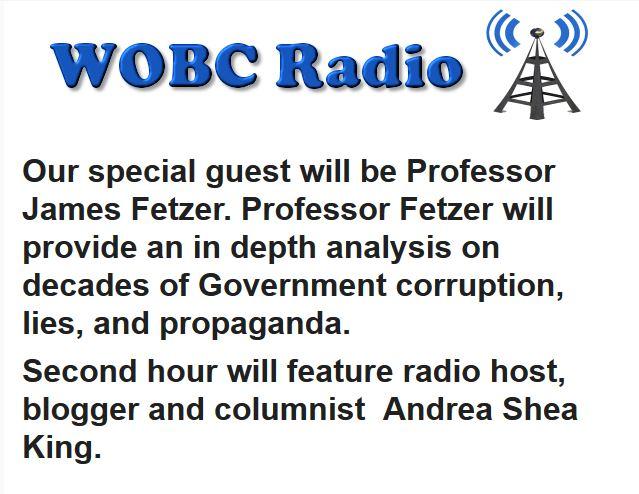 WOBC Radio Monday Night