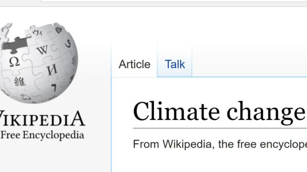 "Skepticizing Wikipedia's ""Global Warming"" Page"
