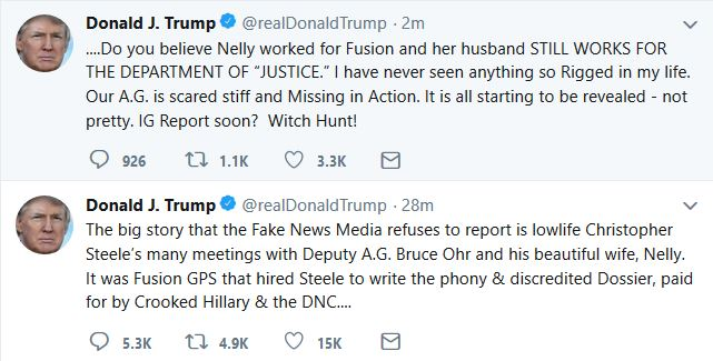 Trump Sounds Off on New Dossier Revelations