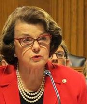 Sen. Feinstein Needs to be Censored and Ostracized