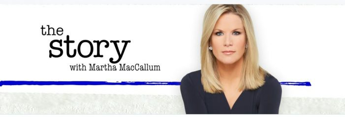 """Kavanaugh and Wife to Appear on """"The Story"""" Monday Evening"""