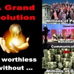 There Are No Grand Solutions Without Grand Participation