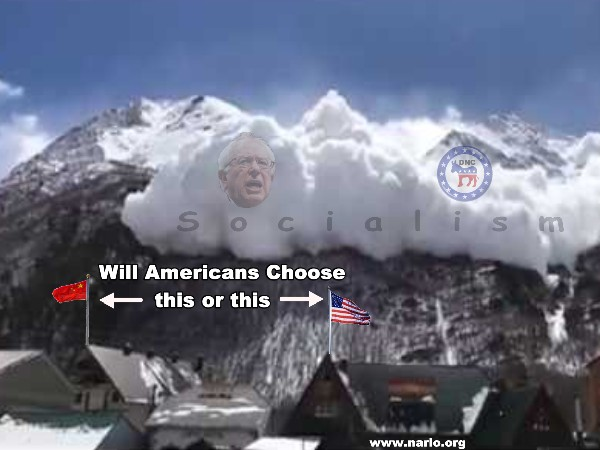 Is The Future of America An Avalanche of Socialism?