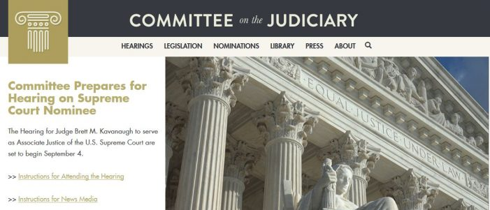 Supreme Court Nominee Hearings to Begin Tuesday Morning