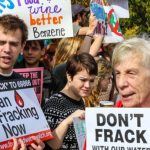 Anti-Fracking Chaos in Colorado