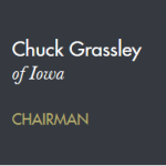 """Grassley:  Longtime Friend of Ford's """"Felt Pressured"""" to Change Statement"""