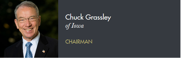 "Grassley:  Longtime Friend of Ford's ""Felt Pressured"" to Change Statement"