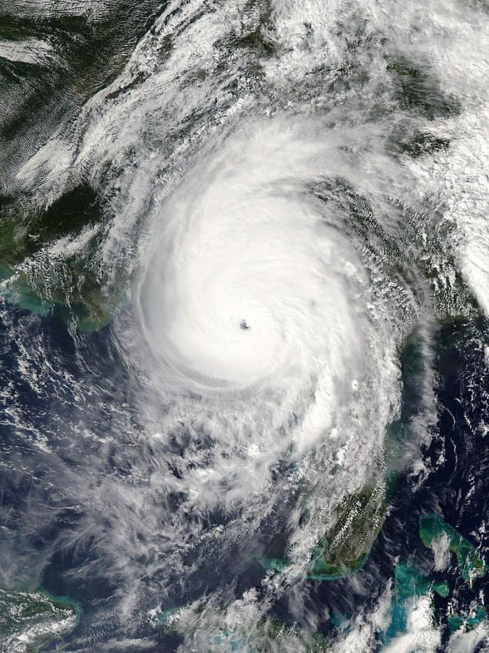 Hurricanes: it is Time to Rethink Disasters