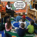 To Implement Socialism Just Brainwash The Kids