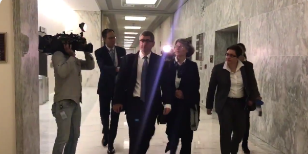 Will Nellie Ohr Also Invoke the Fifth?