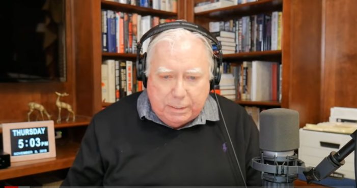 Reports:  Jerome Corsi Offered Mueller Plea Deal, Refuses It