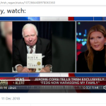 Fox Business Host Displays Photo of Corsi Holding up Obama Birth Certificate Book
