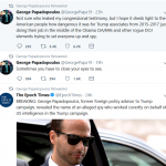 What Did Papadopoulos Tell Congress?