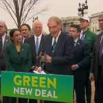 The Green New Deal Means Monumental Disruption