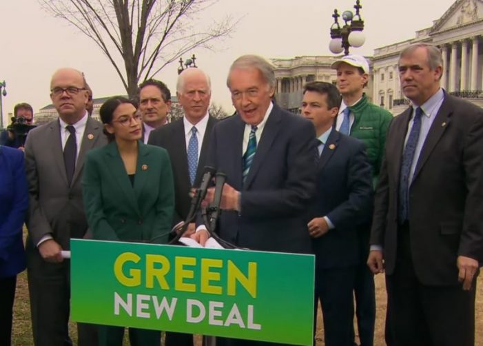 The Green New Deal is a Leftist Politician's Worst Enemy