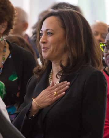 Judicial Watch Declines Interview on Harris Eligibility
