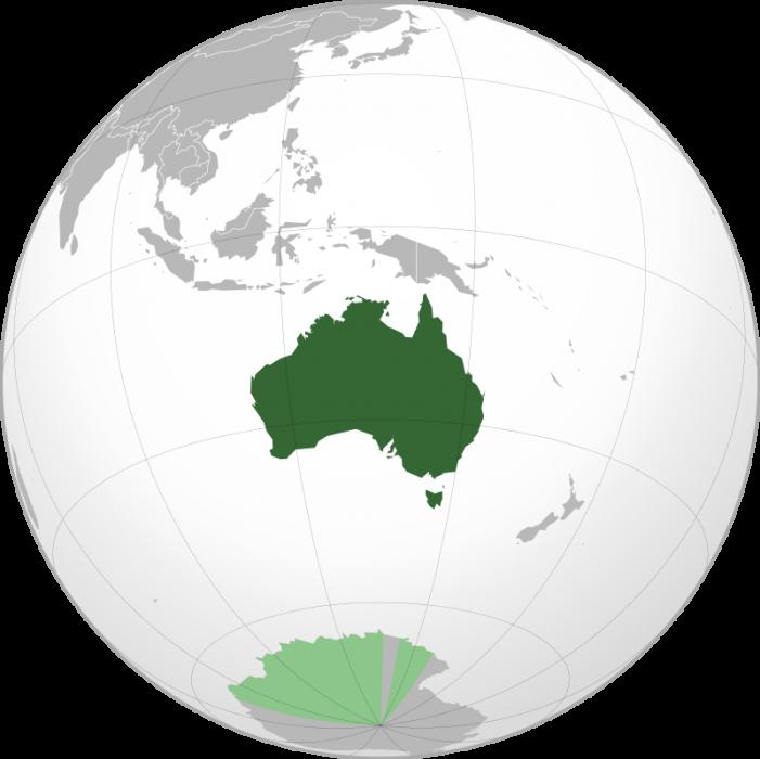 Priorities for Australia