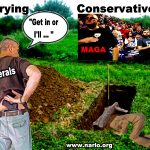 Liberals Fully Intend To Bury Conservatives