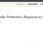 Two Congressional Hearings on Border Security Wednesday Morning