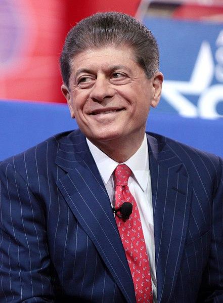 Trump:  Judge Napolitano Asked for Supreme Court Seat