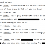 Why Are the FBI's 2016 Overseas Trips so Secretive?