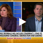 Nunes:  Eight Criminal Referrals Coming This Week