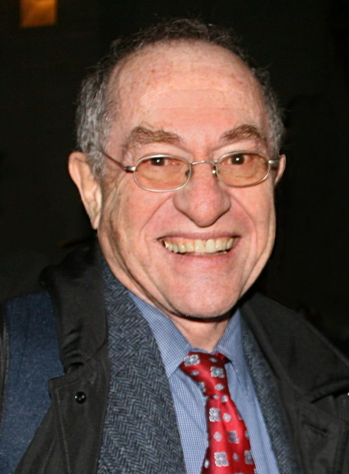 Dershowitz Outlines Role in Trump Impeachment Trial
