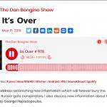 "Bongino Reveals ""Stunning"" Information on Russia Narrative"