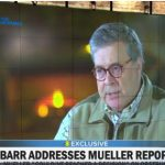 """Barr Clarifies Roles of U.S. Attorneys in """"Russia"""" Investigations"""