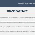 """More """"Russia"""" Investigation Transcripts Released"""