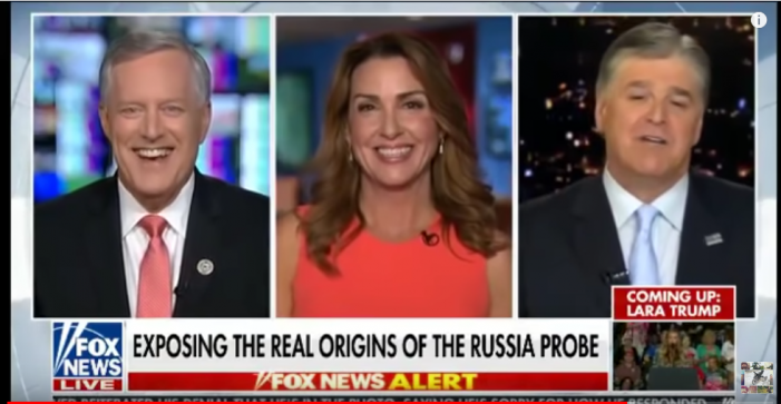 Meadows Claims Documents to be Released Implicate Democrats