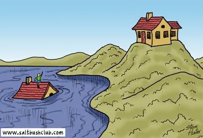 Flood Plains are for Floods