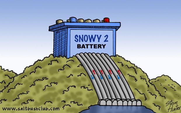 The Snowy 2 Fraud