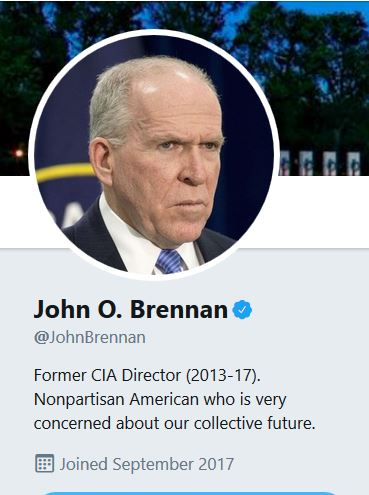 "Sara Carter:  John Brennan ""Well Aware"" of Foreign Spying on Trump Campaign"
