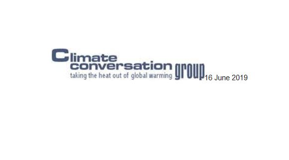 Press Release:  UN Climate Change Deceit