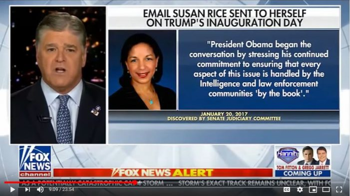 """DiGenova:  """"When Is Barack Obama Going to be Interviewed…"""""""