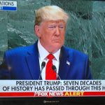 Trump Addresses United Nations General Assembly