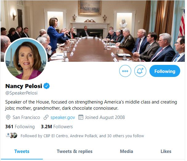"McCarthy:  Pelosi to Trump: ""You Just Wait to See What We Do"""