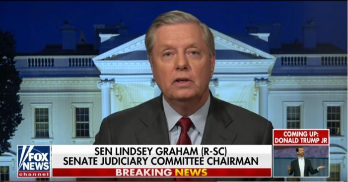 "Graham:  Horowitz to Testify, and Report to be Released, ""Pretty Soon"""
