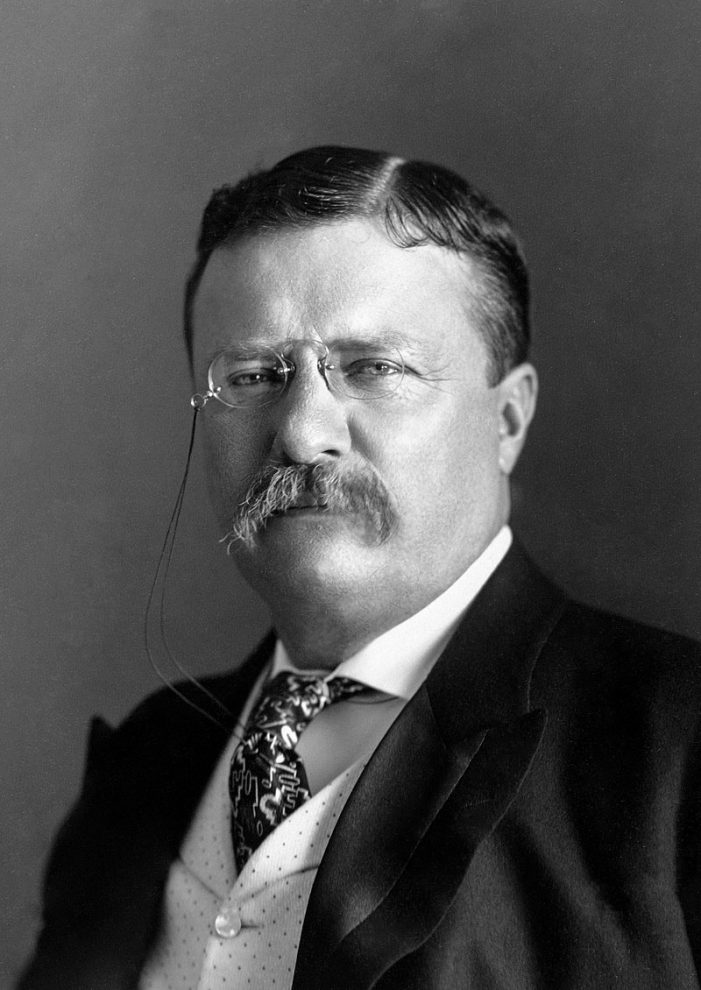 Teddy Roosevelt Ignored (Twice)!