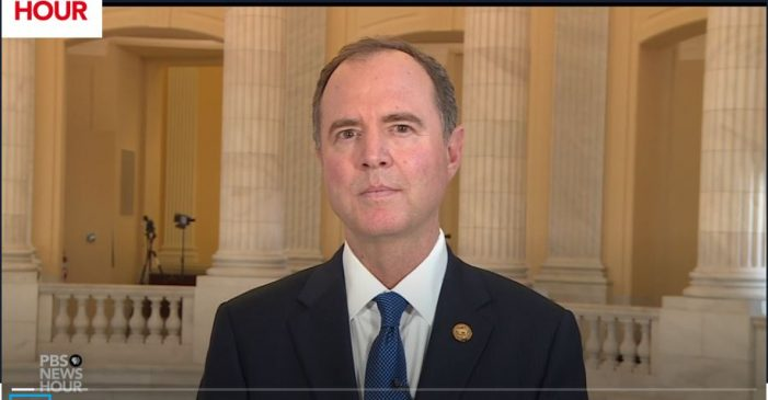"Schiff Again Refers to Alleged Ukrainian Interference in 2016 Election as ""Conspiracy Theory"""