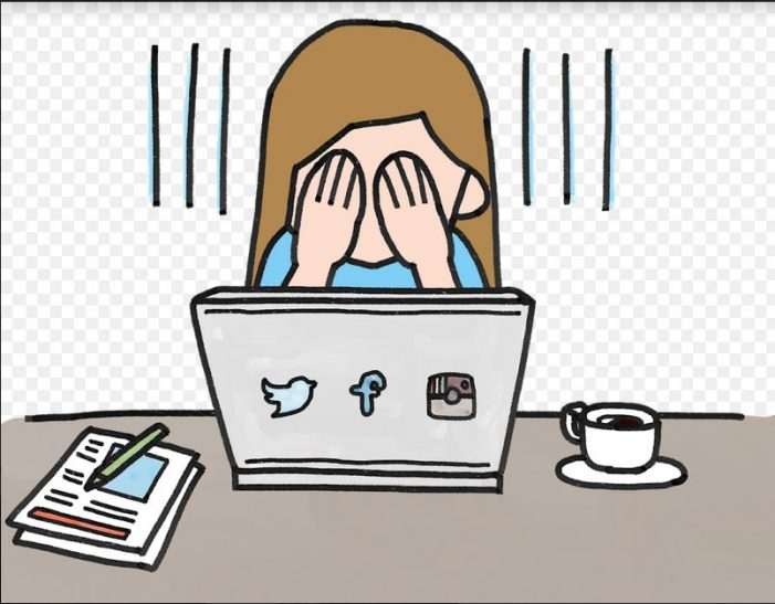 How Can a Social Media Addiction Lead to a Divorce