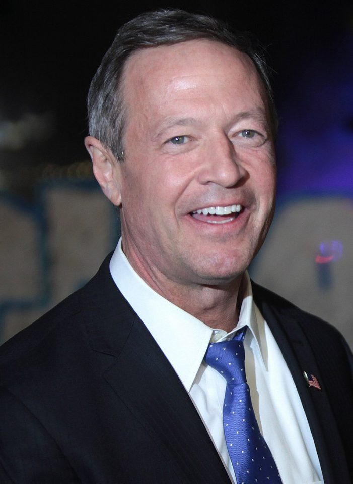 "Hypocrisy, Thy Name Is ""O'Malley"""
