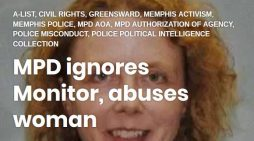 MemphisTruth.org: Maureen Spain Abused While Detained by MPD