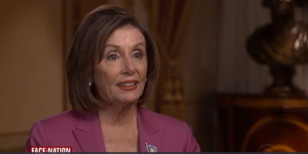 "Pelosi Calls Trump ""Imposter"" but Backs Man with Fake Government Documents"