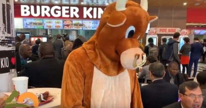 UN Bureaucrats Chow Down on Burgers – While Attacking Meat