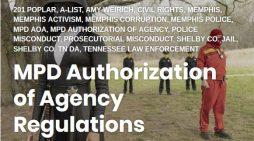 MPD Authorization of Agency Regulations