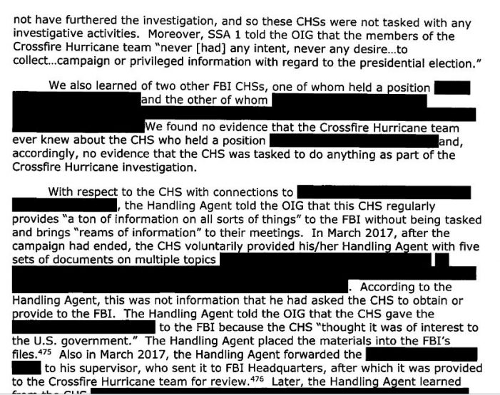 """Papadopoulos: """"Source 3"""" in Horowitz Report was Embedded in Trump Campaign"""